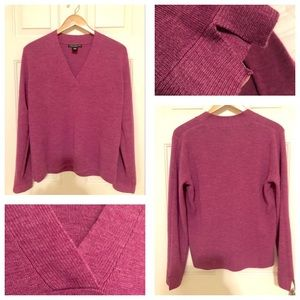 Italian merino wool sweater